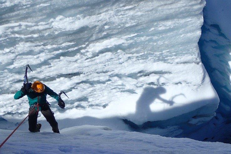 Klettergurt Für Gletschertouren : Starke seilschaft klettergurte im test bergsteiger magazin