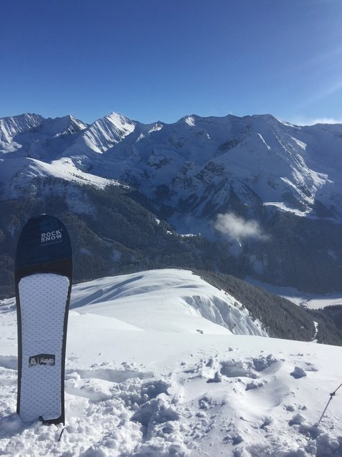 Earn your turns - first line what else