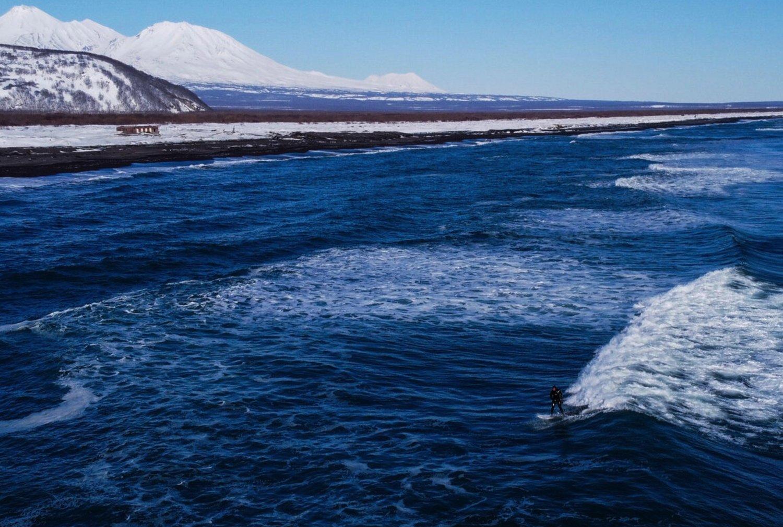 Snowwave - Kamchatka