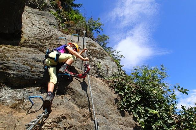 Klettersteig Mayrhofen : Rock n roll mountain adventures near mayrhofen in austrian tirol