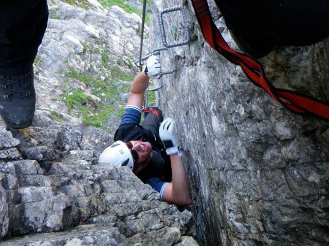 Klettersteig Zillertal : Klettersteig pfeilspitzwand astegg mountain sports zillertal