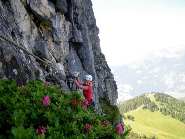 Klettersteig Gerlossteinwand : Die schönsten klettersteige in den zillertaler alpen