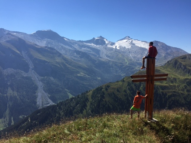 Hike and Fly Guiding in Zillertal
